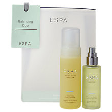Buy ESPA Balancing Skincare Duo Set Online at johnlewis.com