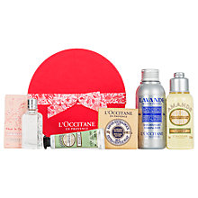Buy L'Occitane Delightful Blossom from Provence Gift Set Online at johnlewis.com