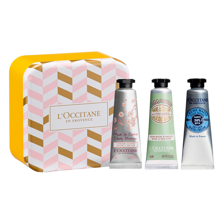 BuyL'Occitane Petite Hand Cream Trio Set Online at johnlewis.com