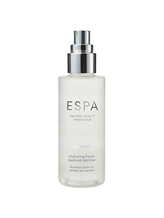 ESPA Hydrating Floral Spafresh Toning Spritzer, 100ml