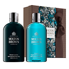 Buy Molton Brown Adventures Bath & Body Gift Set Online at johnlewis.com