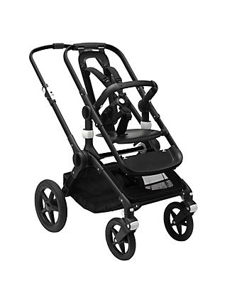 Bugaboo Fox Pushchair Base Unit, Black