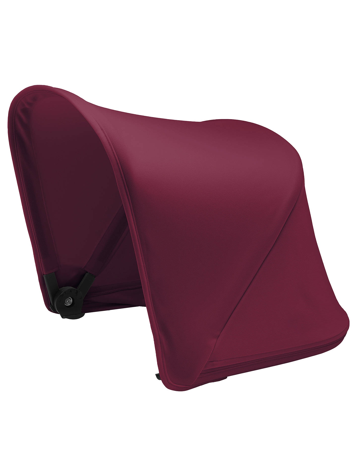 Buy Bugaboo Fox/Cameleon Sun Canopy, Ruby Red Online at johnlewis.com