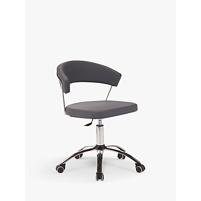 Connubia by Calligaris New York Office Chair, Grey