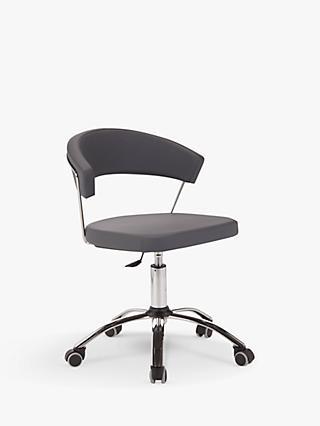 John Lewis New York Office Chair Grey  sc 1 st  John Lewis & Office Chairs | Desk Chairs Mesh u0026 Leather Office Chair | John Lewis