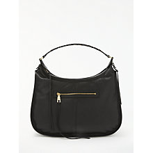 Buy DKNY Shanna Leather Hobo Bag Online at johnlewis.com