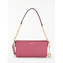 Buy DKNY Sutton Leather Small Cross Body Bag Online at johnlewis.com