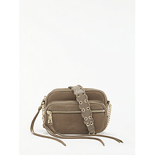 Buy DKNY Shanna Leather Camera Bag Online at johnlewis.com