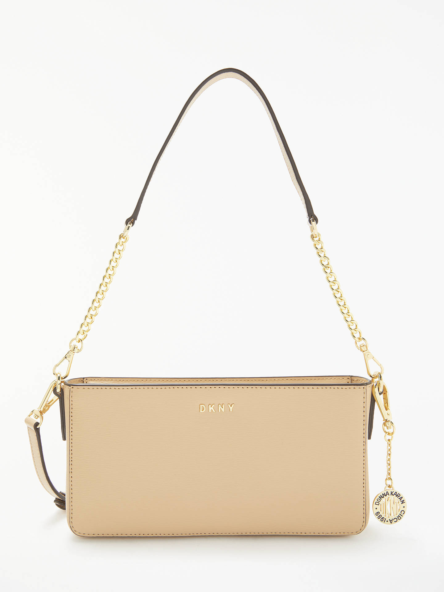 0b890270861 Buy DKNY Sutton Leather Small Cross Body Bag