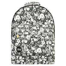 Buy Mi-Pac English Rose Backpack, Black Multi Online at johnlewis.com