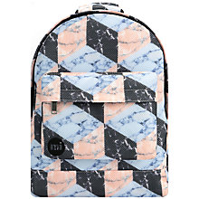 Buy Mi-Pac Mesh Marbles Backpack, Multi Online at johnlewis.com