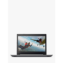"Buy Lenovo IdeaPad 320s 80XK0124UK Laptop, Intel Core i3, 8GB, 128GB SSD, 14"", Grey Online at johnlewis.com"