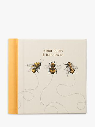 Art File Beehive Address Book
