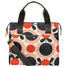 Buy Orla Kiely Scallop Flowers Zip Messenger Bag Online at johnlewis.com
