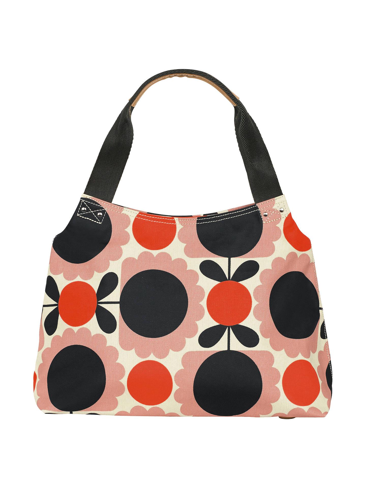Orla Kiely Scallop Flower Shoulder Bag
