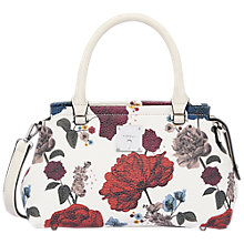 Buy Fiorelli Colette Small Grab Bag, Pop Botanical Online at johnlewis.com