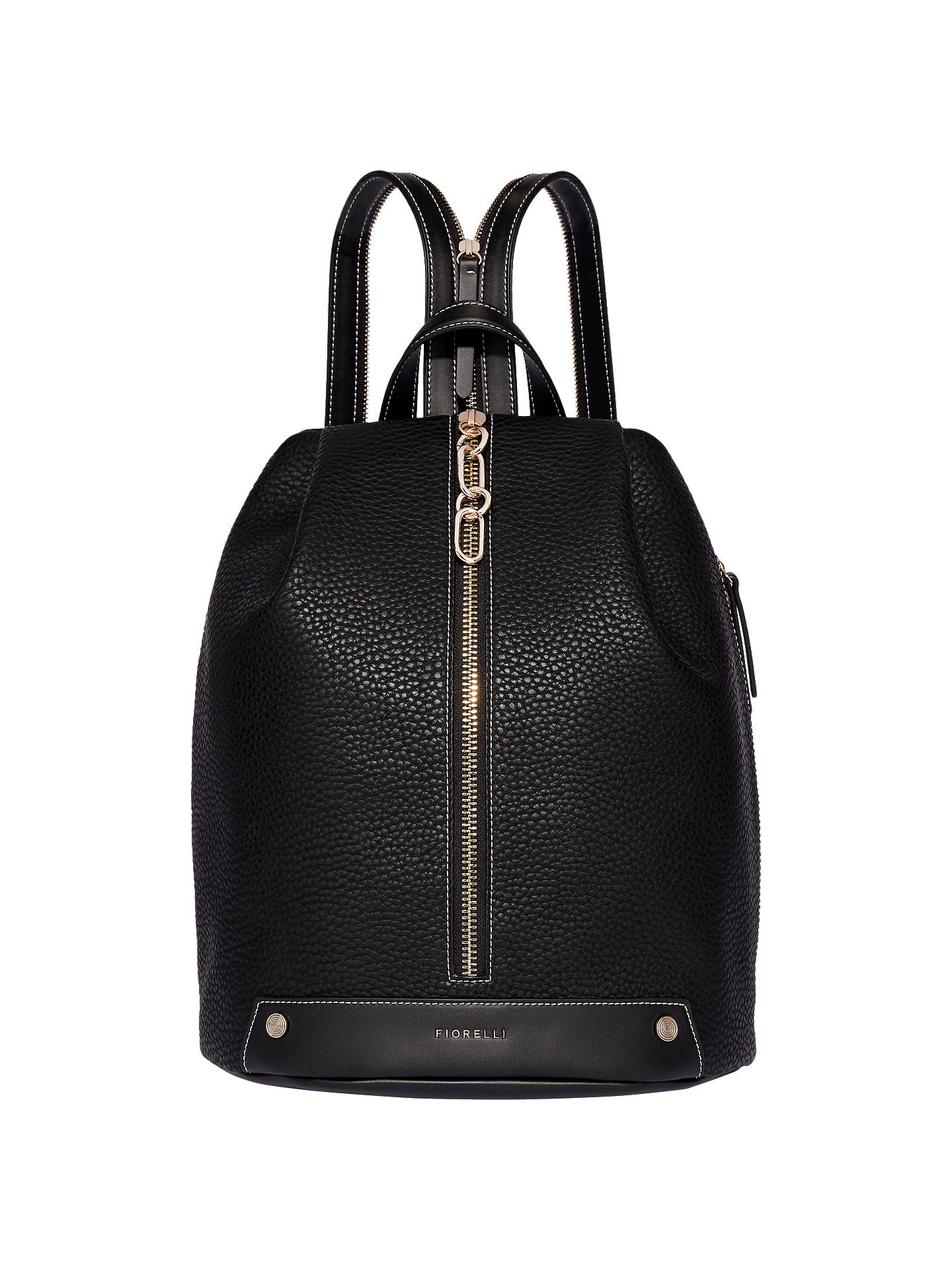 Buy Fiorelli Bolt Zipped Backpack