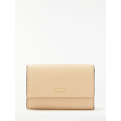DKNY Bryant Park Saffiano Leather Card Holder