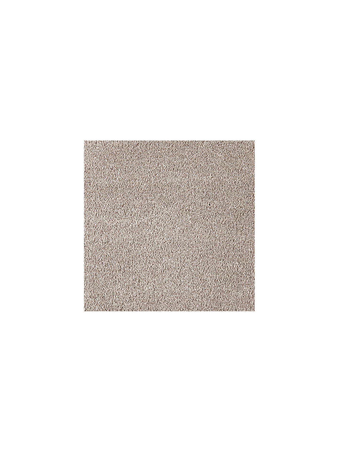 John Lewis & Partners Tranquillity Heathers Carpet, Brown Seed