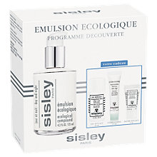 Buy Sisley Emulsion Ecologique Discovery Skincare Kit Online at johnlewis.com