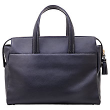 Buy Boden Lyla Maxi Grab Bag, Navy Online at johnlewis.com