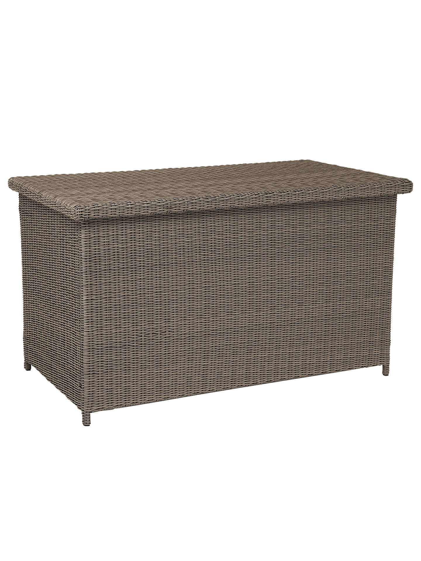 Kettler Palma Outdoor Cushion Storage Box At John Lewis Partners