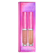 Buy Urban Decay Kristen Leanne Vice Liquid Lipstick Duo Online at johnlewis.com