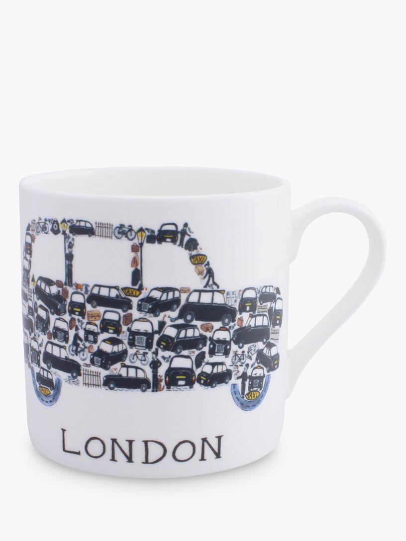 McLaggan Smith McLaggan Smith London Taxi Mug, 400ml