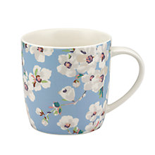 Buy Cath Kidston Wellesley Blossom Audrey Mug, Multi, 350ml Online at johnlewis.com
