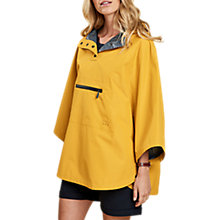 Buy Barbour Alto Waterproof Cape, Canary Yellow Online at johnlewis.com