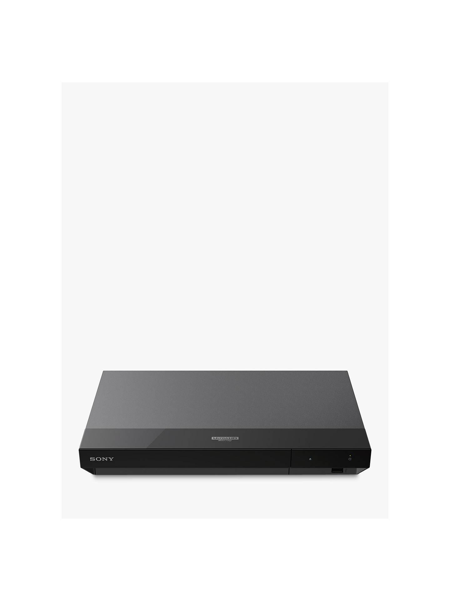Sony UBP-X700 Smart 3D 4K UHD HDR Upscaling Blu-Ray/DVD Player
