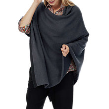 Buy Brora Cashmere Poncho Online at johnlewis.com