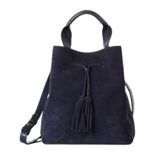 Buy Gerard Darel Saxo Leather Shoulder Bag Online at johnlewis.com