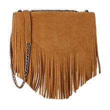Buy Gerard Darel Lucky Leather Shoulder Bag Online at johnlewis.com