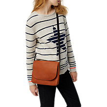 Buy White Stuff Ines Crossbody Bag, Natural Online at johnlewis.com