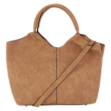 Buy Oasis Maddie Tote Bag, Tan Online at johnlewis.com