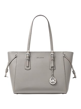 971d465989ecbe MICHAEL Michael Kors Voyager Leather Medium Tote Bag