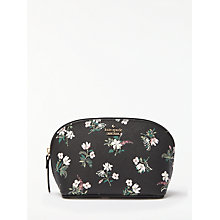 Buy kate spade new york Cameron Street Ablene Leather Small Cosmetics Bag, Multi Online at johnlewis.com