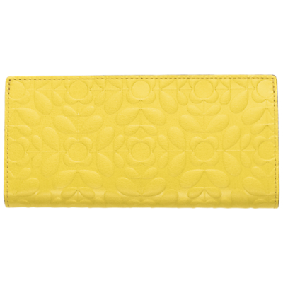 Orla Kiely Flower Stem Folded Purse