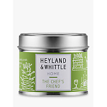 Buy Heyland & Whittle Solutions Chef's Friend Candle, Green Online at johnlewis.com