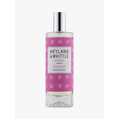 Heyland & Whittle Solutions Pongone Room Spray, 100ml, Pink