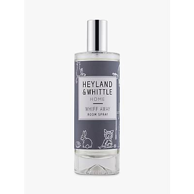 Heyland & Whittle Solutions Whiff Away Room Spray, 100ml, Grey
