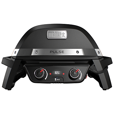 Image of Weber Pulse 2000 Electric BBQ, Black
