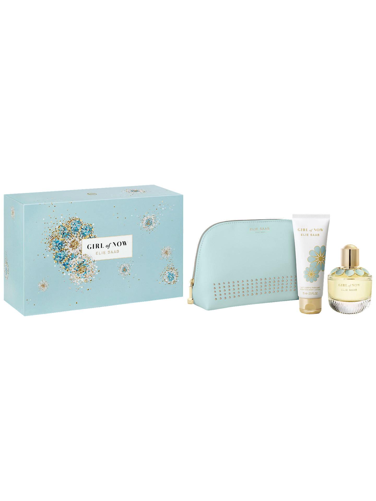 bc482998f83ac Buy Elie Saab Girl of Now 50ml Eau de Parfum Fragrance Gift Set Online at  johnlewis