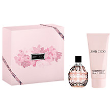 Buy Jimmy Choo 60ml Eau de Parfum Fragrance Gift Set Online at johnlewis.com