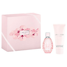 Buy Jimmy Choo L'Eau 60ml Eau de Toilette Fragrance Gift Set Online at johnlewis.com