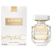 Buy Elie Saab Le Parfum In White Online at johnlewis.com