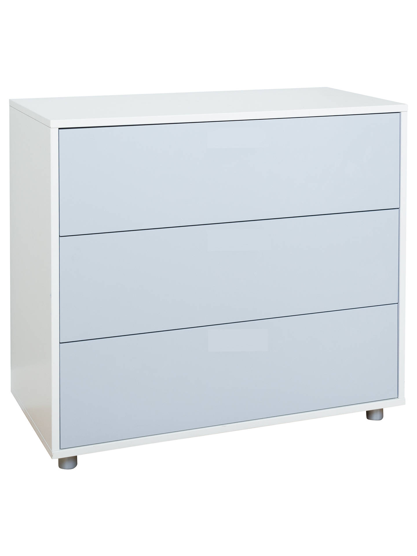 Stompa Uno S Plus 3 Drawer Chest At John Lewis Partners
