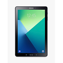 "Buy Samsung Galaxy Tab A Tablet, Android N, 10.1"", 32GB, Wi-Fi Online at johnlewis.com"