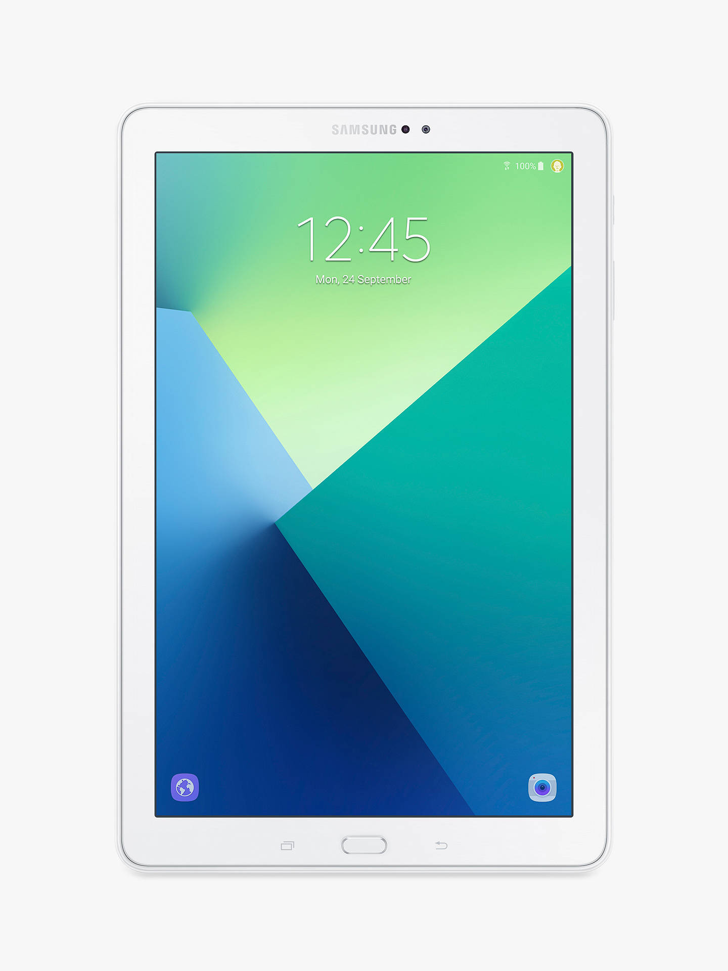 Samsung Galaxy Tab A Tablet, Android N, 10.1\